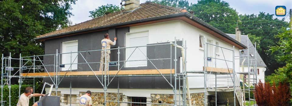 Bis Rénovation, votre spécialiste de l'isolation à Carrières-sous-Poissy