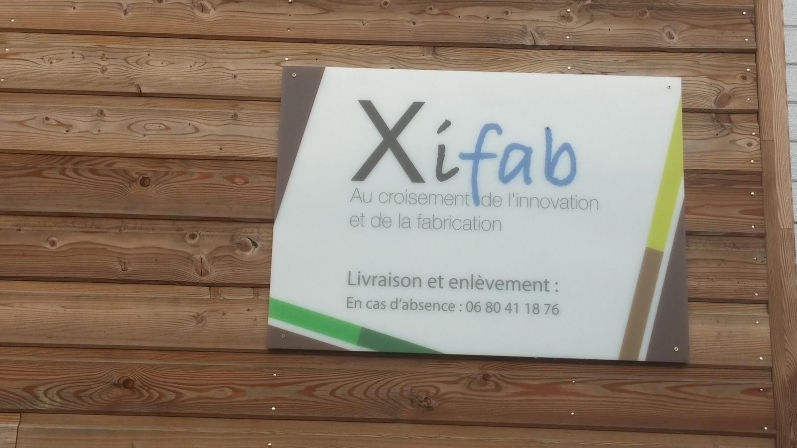 XIFab spécialiste technologie à la Fabrique 21 !