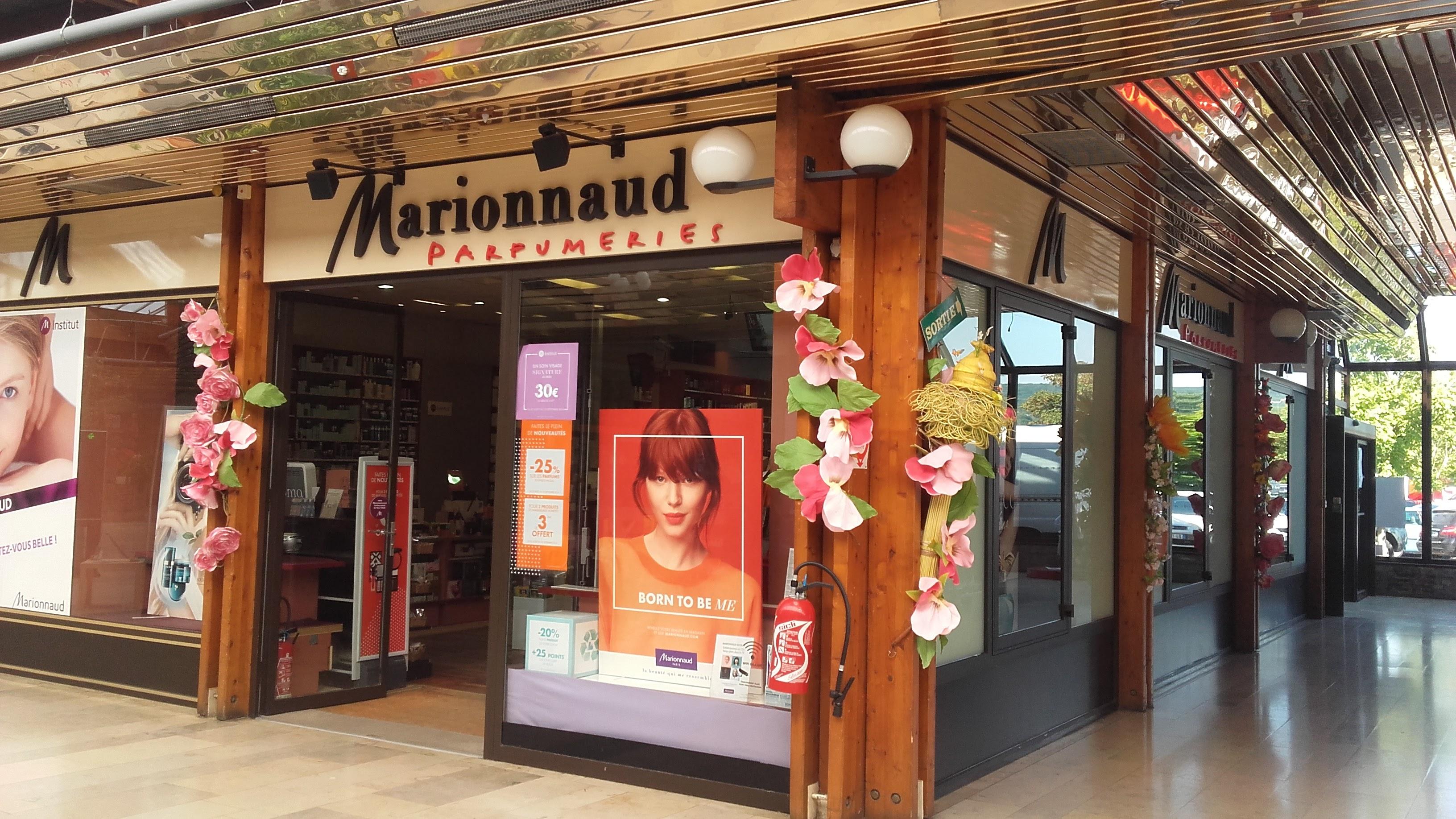 Marionnaud Parfumerie au centre commercial du Val de Seine à Vernouillet