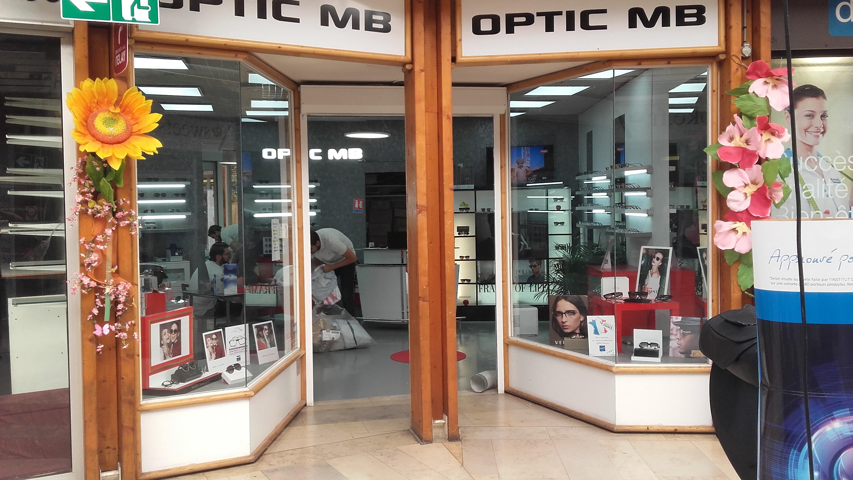 OPTIC MB un nouvel opticien au centre commercial du Val de Seine à Vernouillet
