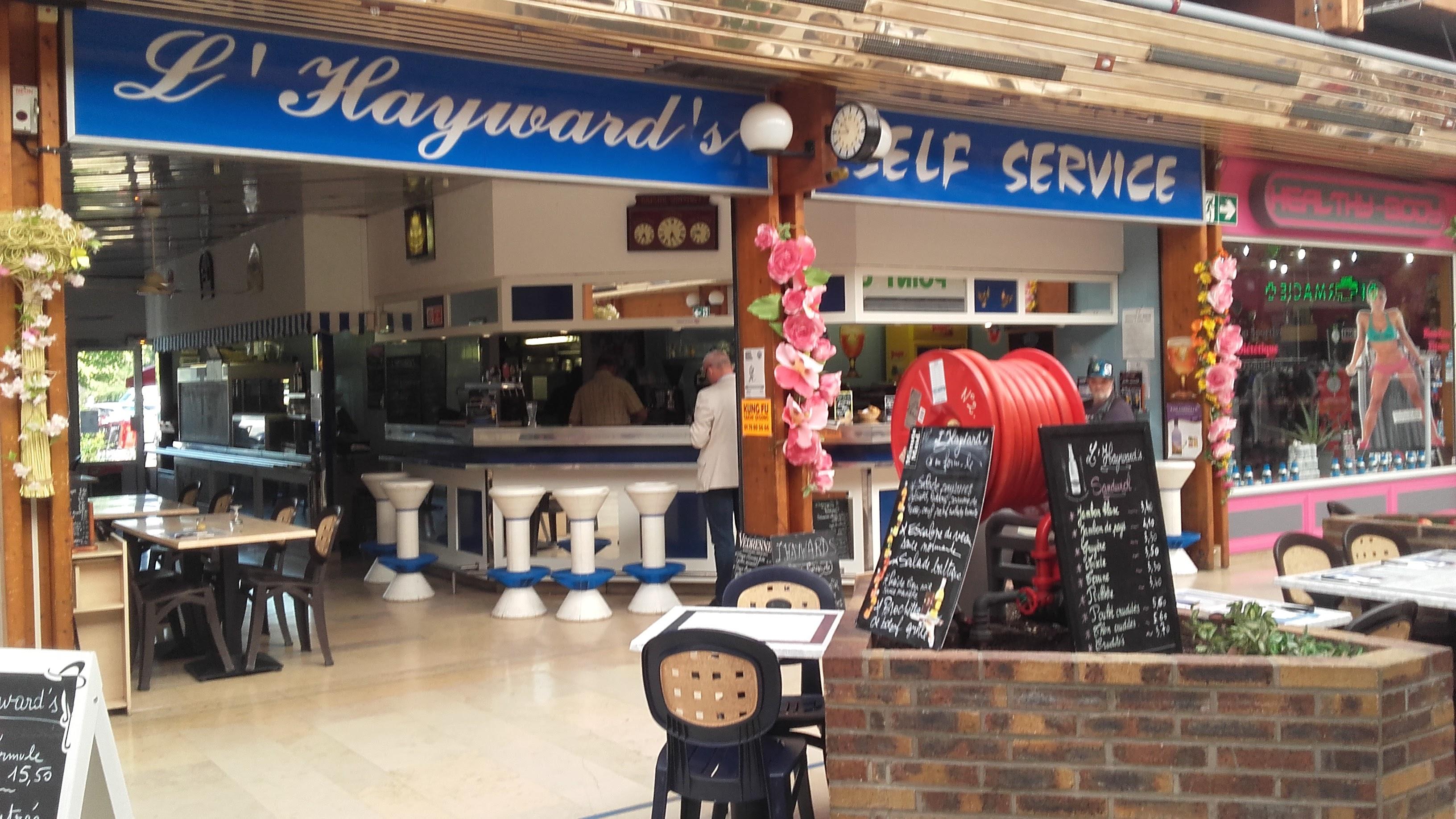 L'hayward's, bar & self au centre commercial du Val de Seine à Vernouillet