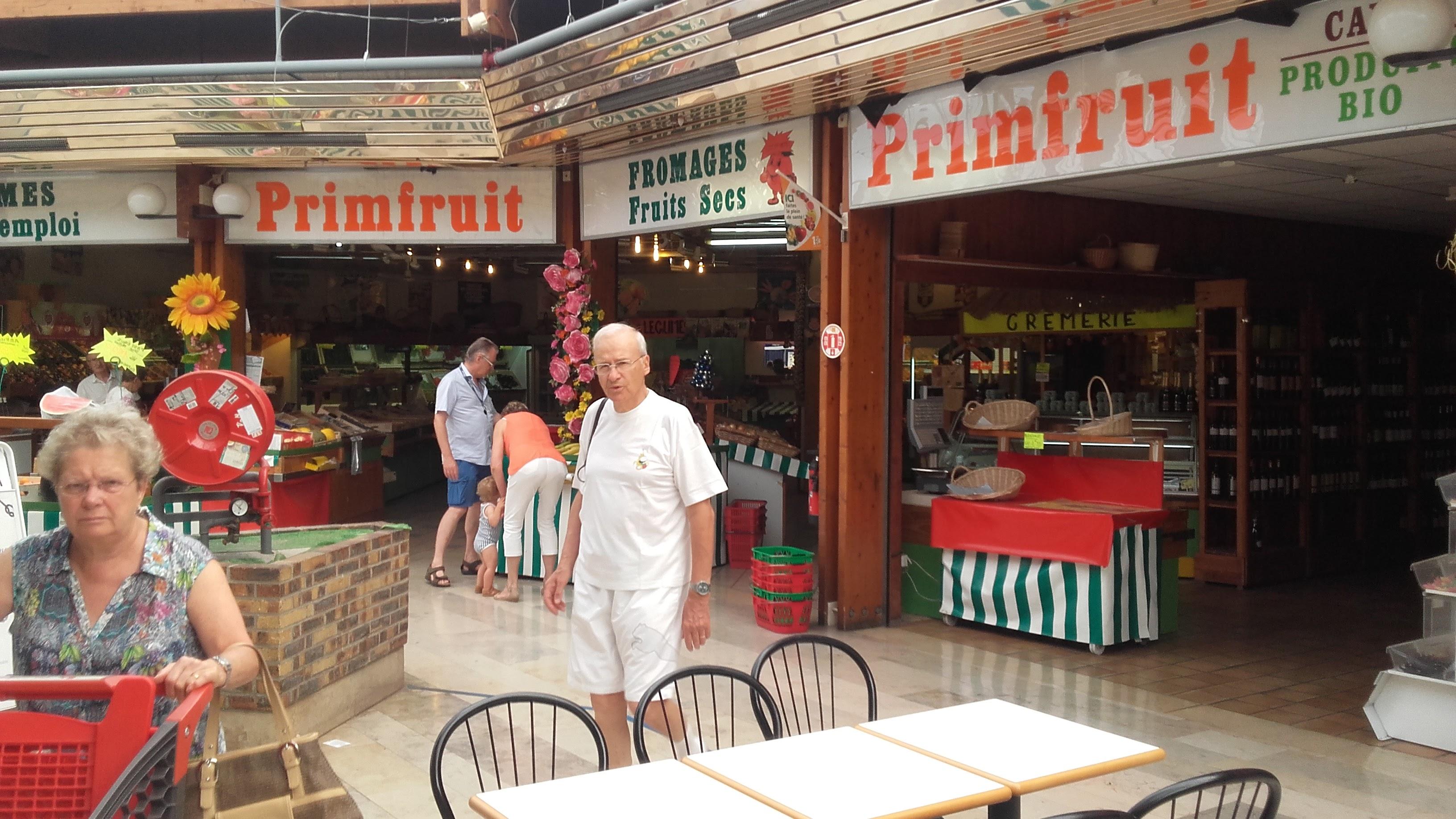 Primfruit, primeur au centre commercial du Val de Seine à Vernouillet