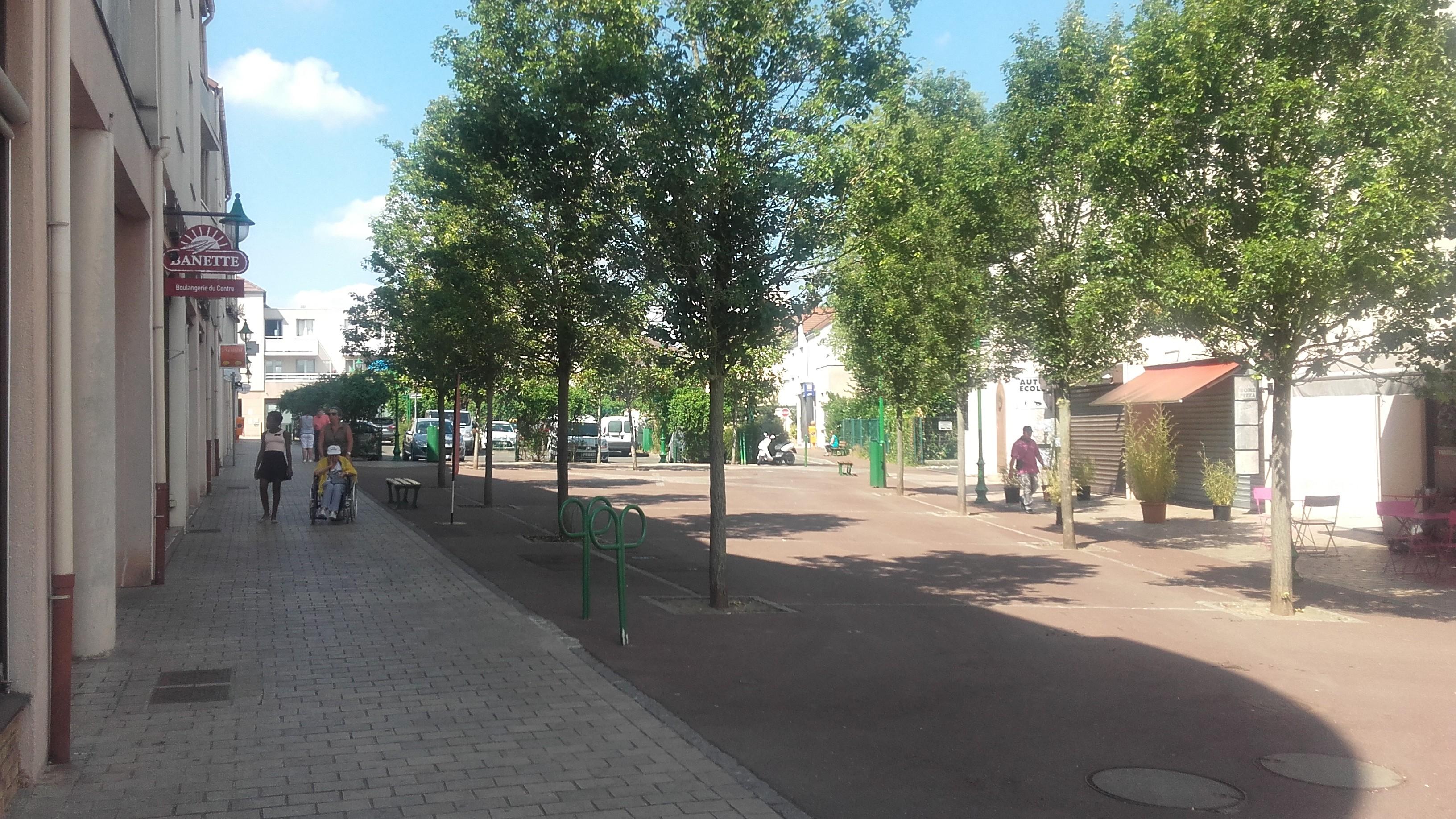 Les commerces, services & activités du centre-ville de Vernouillet