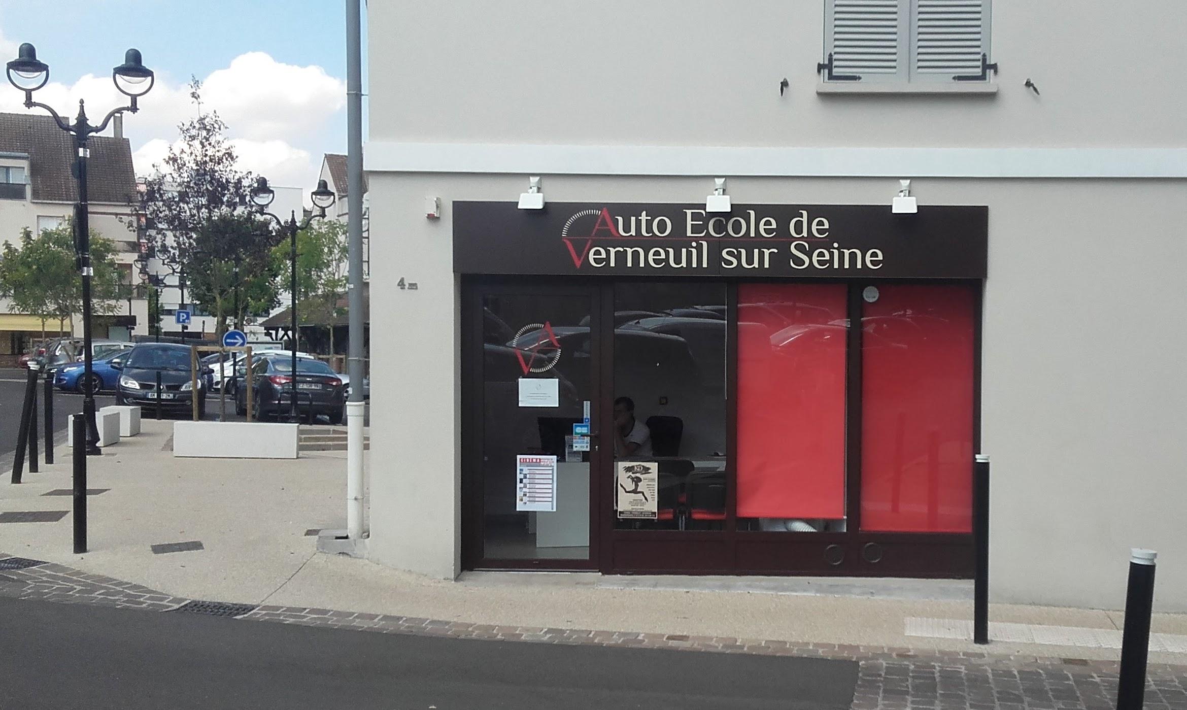 Auto École de Verneuil sur Seine