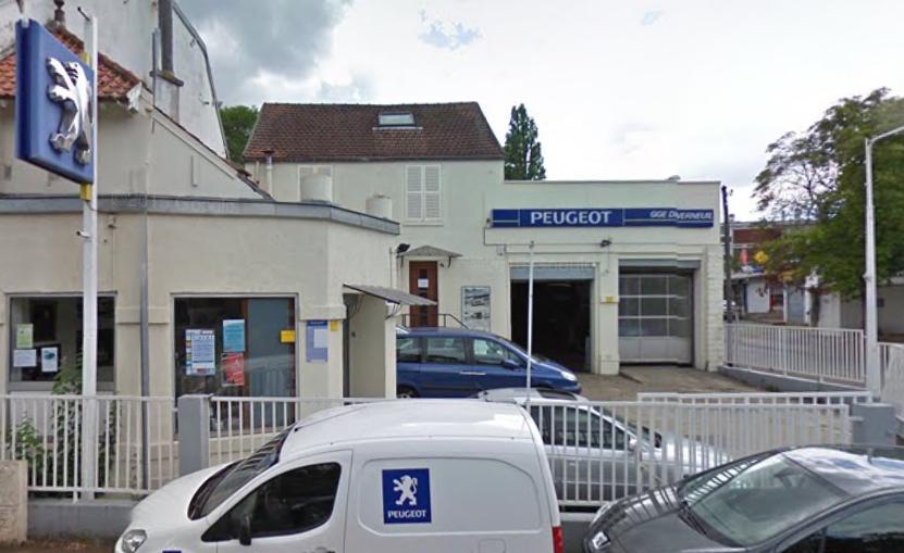Garage Peugeot de Verneuil sur Seine