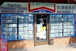 La Résidence agence immobilière à Verneuil sur Seine
