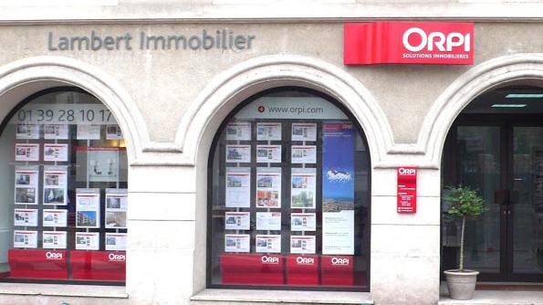 ORPI agence-immobiliere à Verneuil sur Seine