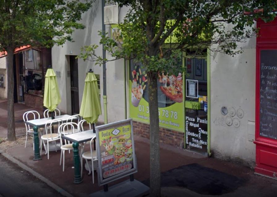 Pasta & Pizza à Verneuil sur Seine