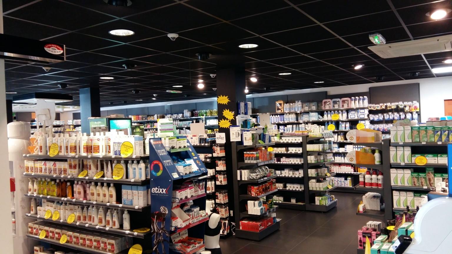 Pharmacie du Maupas à Verneuil sur Seine