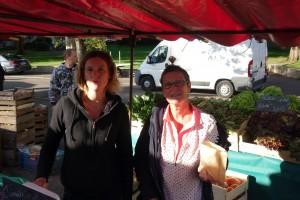 Producteur Famille SURGIS aux marchés de Verneuil sur Seine et de Vernouillet
