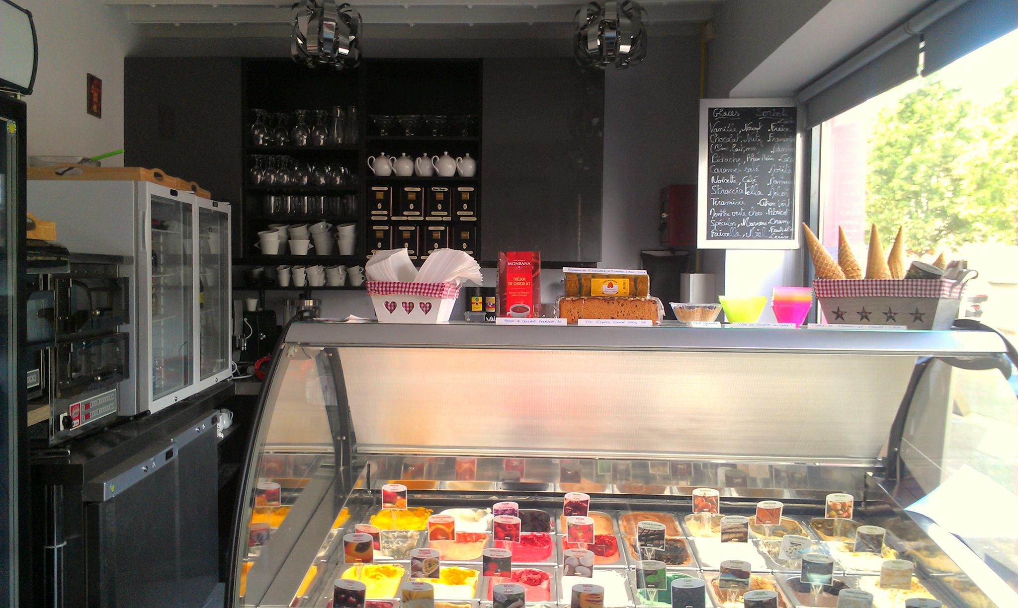 Salon de Thé : Le Kiosque Gourmand à Verneuil sur Seine