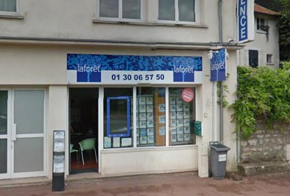 Laforêt immobilier à Verneuil sur Seine