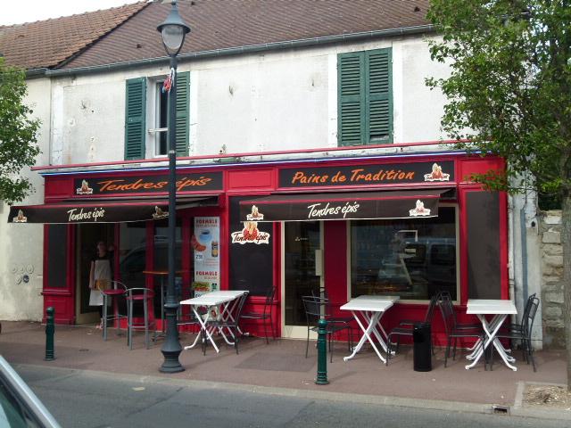 Tendre Epis boulanger à Verneuil sur Seine