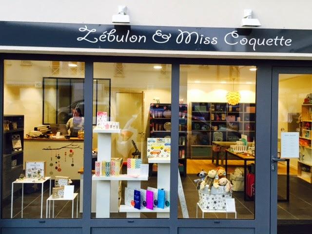 Zebulon Miss Coquette dans le centre ville de Verneuil sur Seine