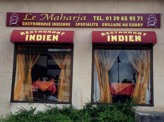 Restaurant Indien « Le Maharaja » à Verneuil sur Seine