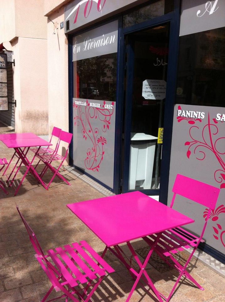 Snack & Grec du centre ville de Vernouillet