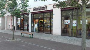Boulangerie du centre ville de Vernouillet