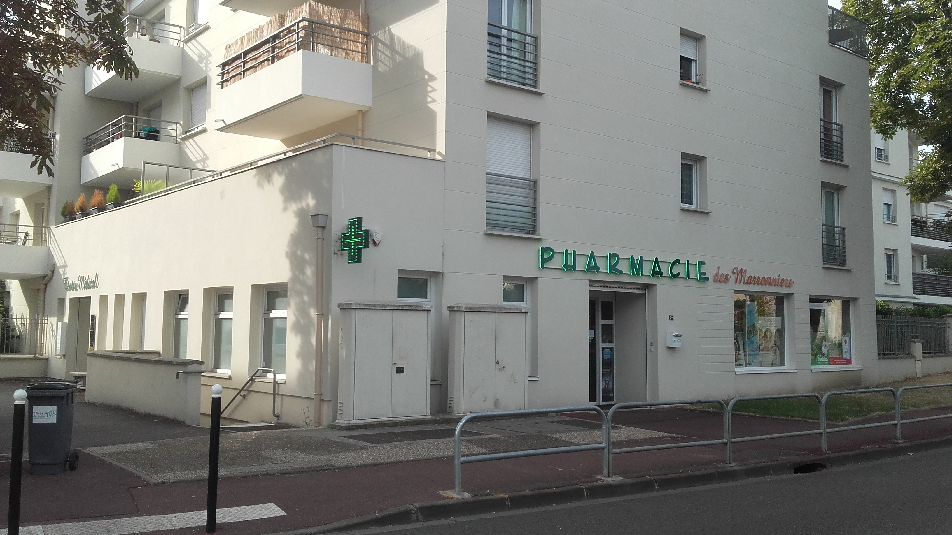 Pharmacie des Marronniers à Vernouillet