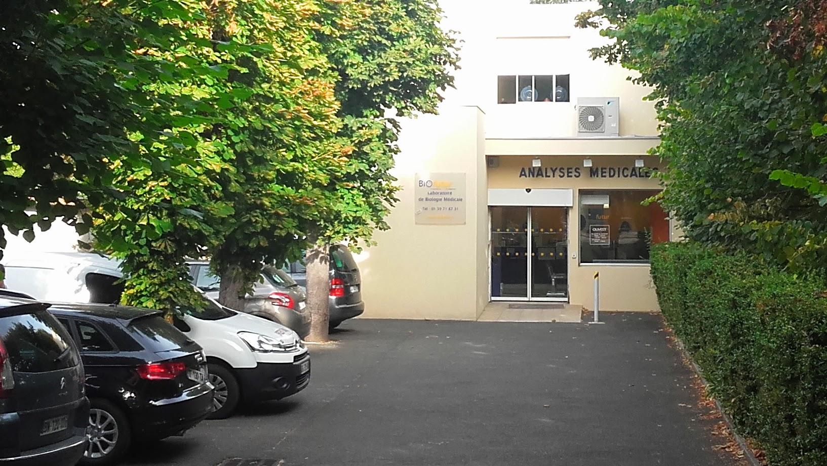 Le laboratoire d'analyse médicales de Vernouillet