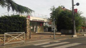 Caisse d'épargne de Vernouillet - quartier du Parc