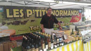Les p'tits normands - plateaux de fromages et cidres