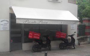 Pronto Pizza 44 Rue Maurice Dreux dans le centre ville de Villennes sur Seine