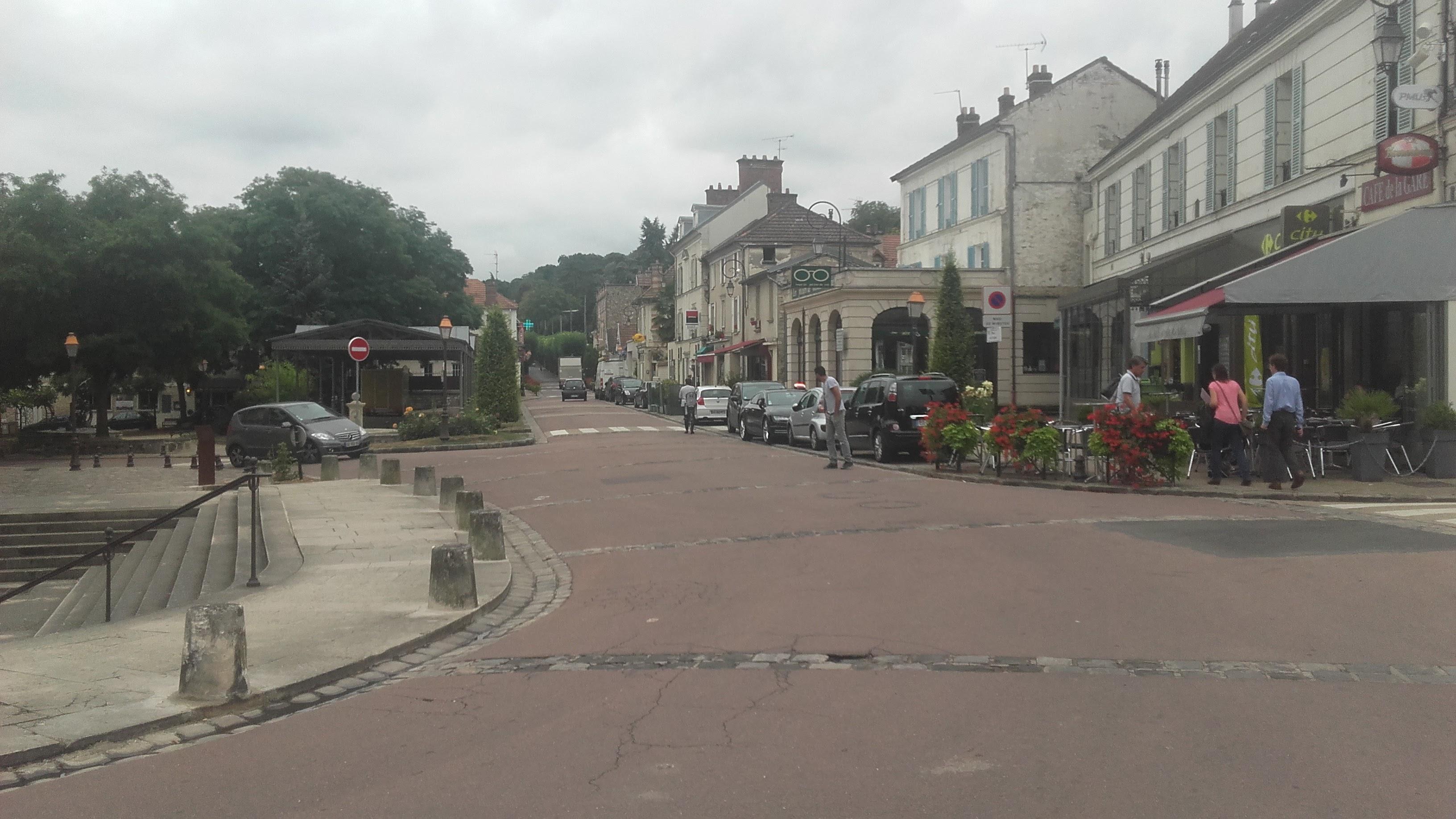 Les commerces de Villennes sur Seine