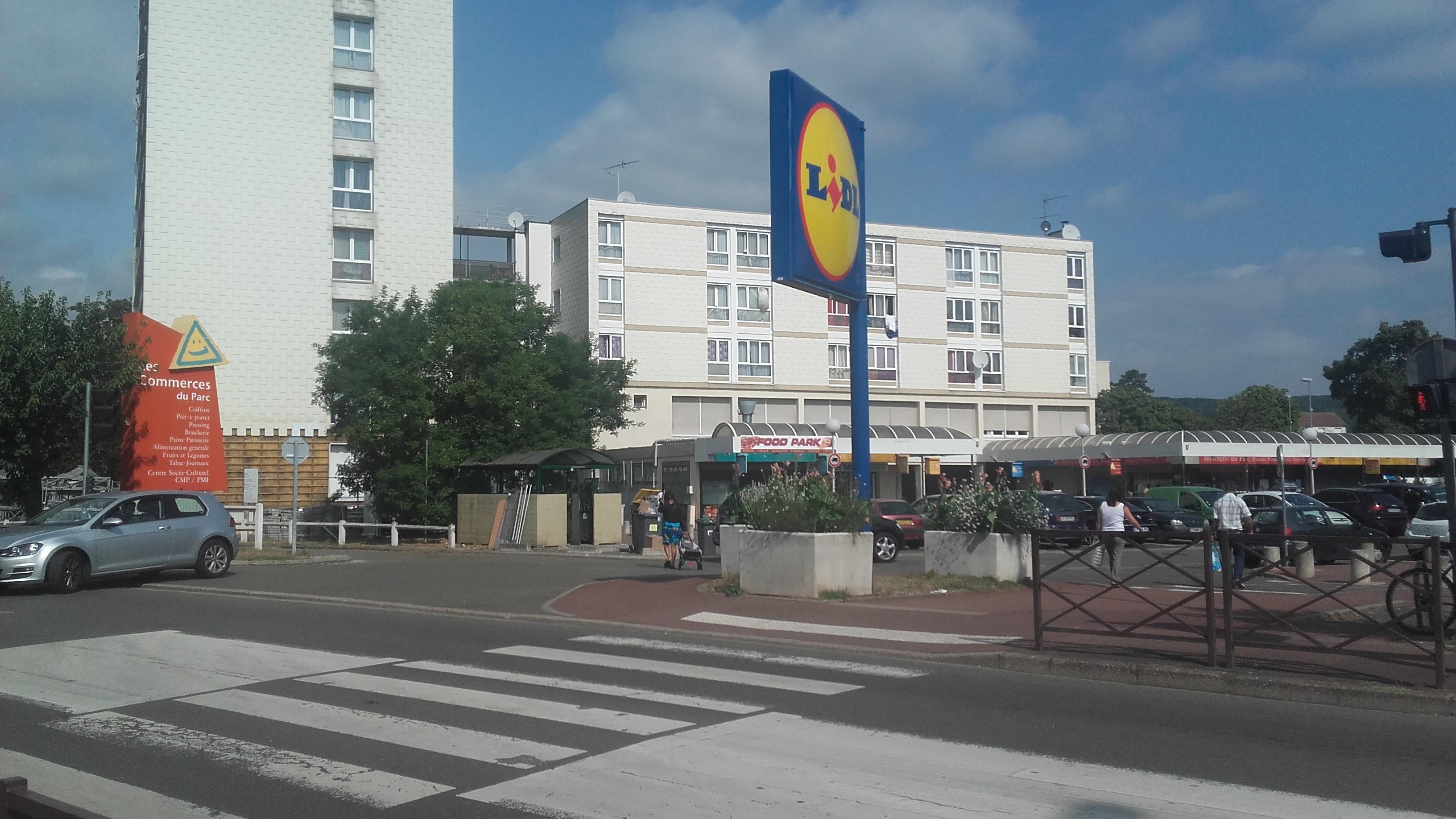 Les commerces & activités du Quartier du Parc à Vernouillet