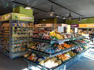 Le Carrefour City de Villennes-sur-Seine propose un large choix de fruits et légumes frais