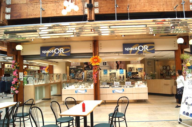 Bijouterie au centre commercial du Val de Seine à Vernouillet
