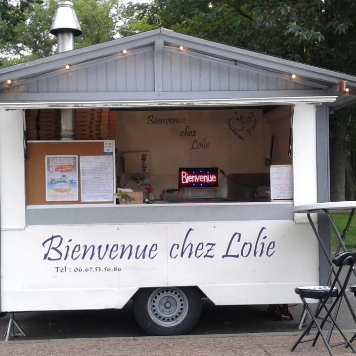 Bienvenue chez Lolie version pizza à Verneuil & Triel sur Seine