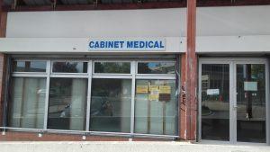 Cabinet médical à triel sur seine au centre commercial des chatelaines